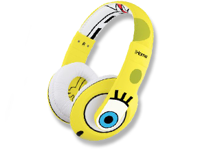 spongebob headphones