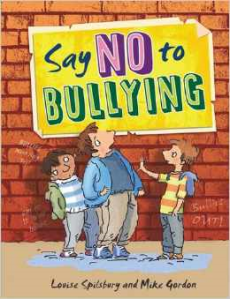 no to bullying