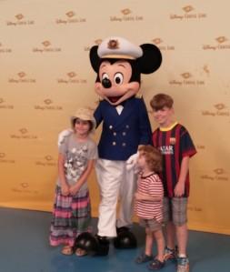 Captain Mickey