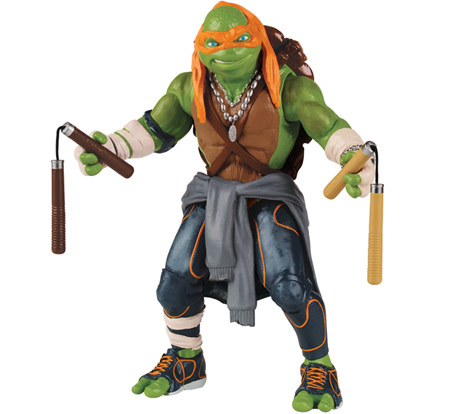 ... Mutant Ninja Turtles Movie Action Figures: Toy Review – One Good Dad