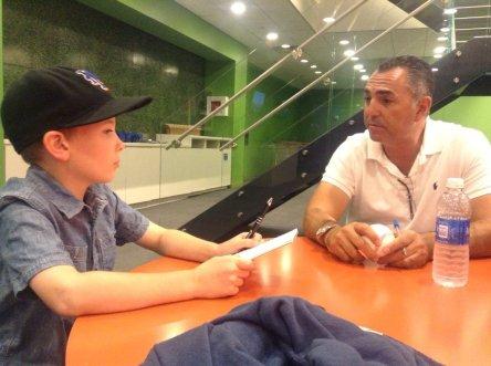 Franco interview 1