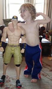 John Cena figure
