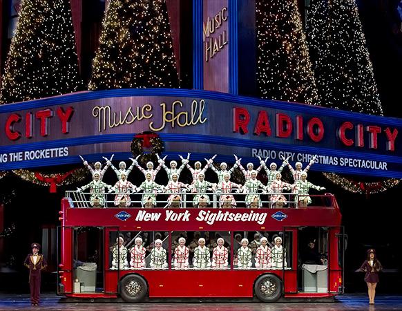 Rockettes Christmas Spectacular  Tour Boston