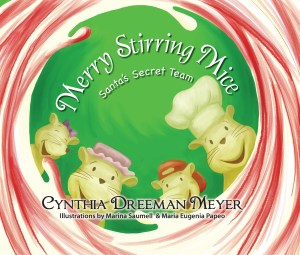 Cynthia Dreeman Meyer Merry Stirring Mice