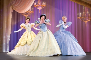 Disney Live 3 Princesses