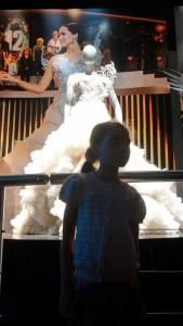 Hunger Games 2 - Dress