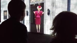 Hunger Games 6 - Effie greeting