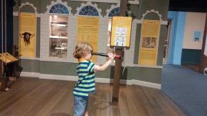 Charleston 5 museum