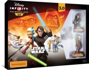 Infinity starter pack