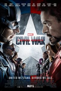 captain america posters 1