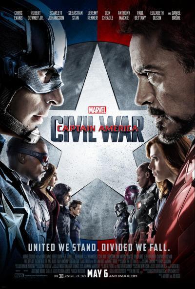 captain america posters 1