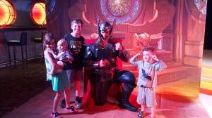 The Disney Magic has great child care